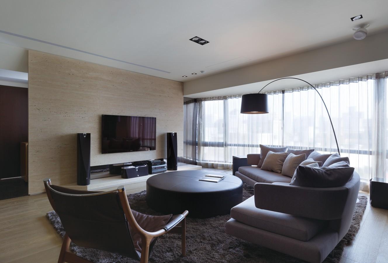 4室2卫2厅120平米北欧风格