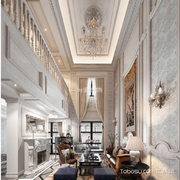 远洋城别墅欧式风格效果图