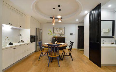 2021简欧150平米效果图 2021简欧三居室装修设计图片