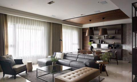 2021混搭110平米装修图片 2021混搭三居室装修设计图片