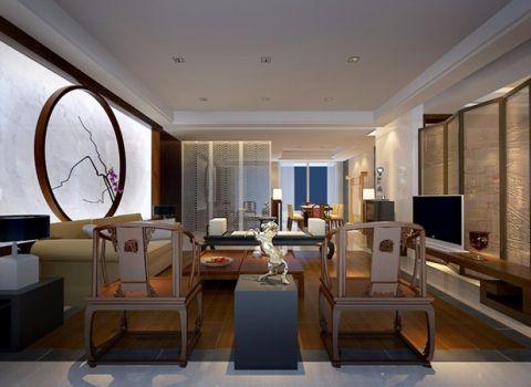 2021现代120平米装修效果图片 2021现代二居室装修设计