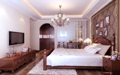 卧室现代欧式风格装修设计图片