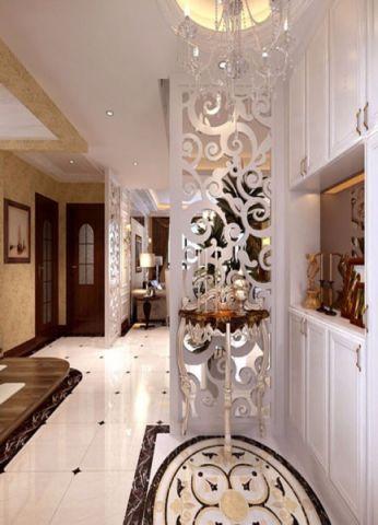 客厅现代欧式风格装修效果图