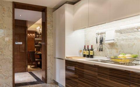 厨房新古典风格装修设计图片