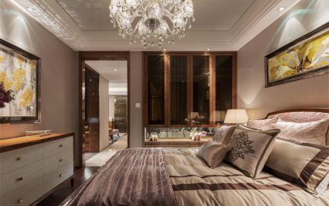 卧室新古典风格装潢设计图片