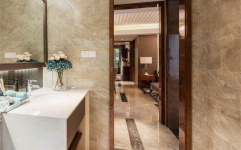 卫生间新古典风格装饰效果图