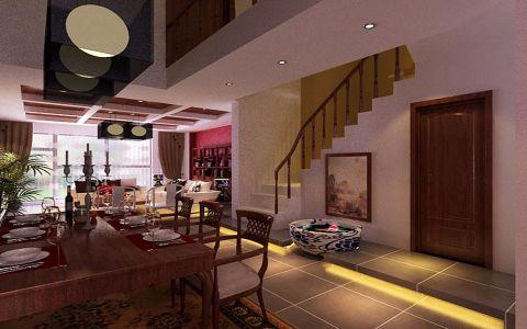 餐厅中式风格装饰图片