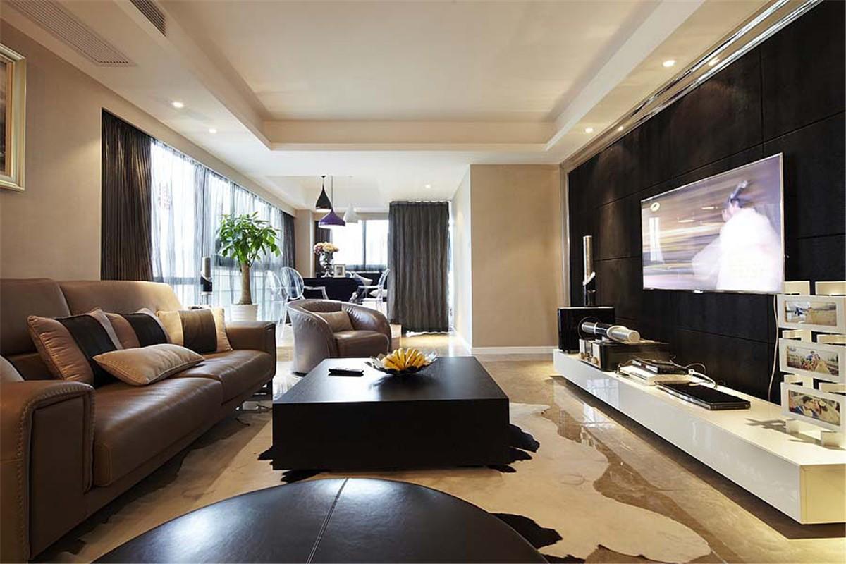 2室1卫2厅现代风格