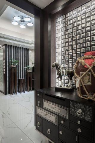玄关后现代风格装饰设计图片