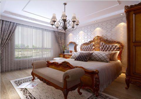 2020新古典卧室装修设计图片 2020新古典背景墙装修设计