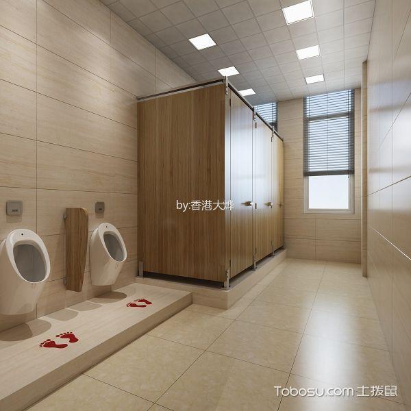 卫生间装潢实景图