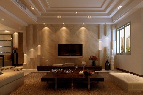 2021中式300平米以上装修效果图片 2021中式别墅装饰设计