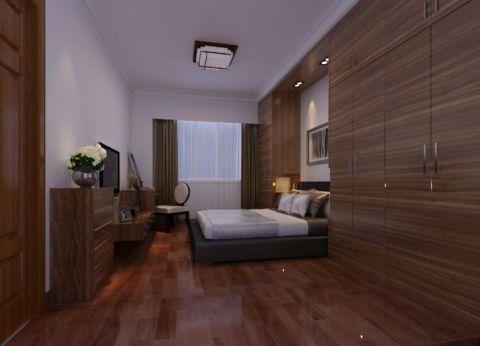 紫荆苑160平方现代休闲风格装修设计效果图