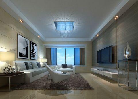 简约风格深受人们喜爱的一个原因是经济实惠,以最少的材料达到以少胜多、以简胜繁的效果。简约风格的装饰要素是金属材料、玻璃+色彩+线条简洁的家具、简洁大方的装饰造型和时尚的软装饰。