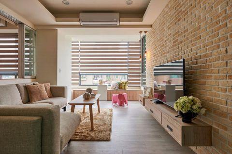 2021欧式60平米装修效果图片 2021欧式二居室装修设计
