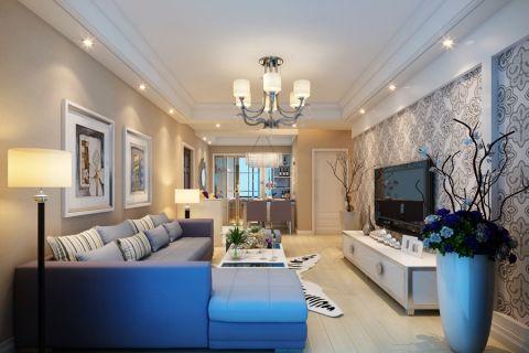 2021现代110平米装修图片 2021现代二居室装修设计