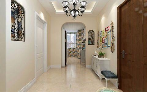 2021地中海100平米图片 2021地中海二居室装修设计