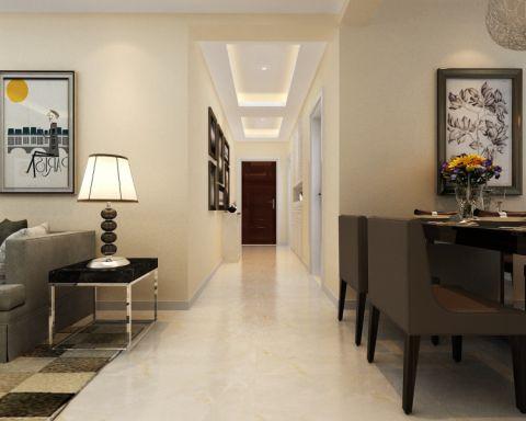 2020欧式150平米效果图 2020欧式三居室装修设计图片