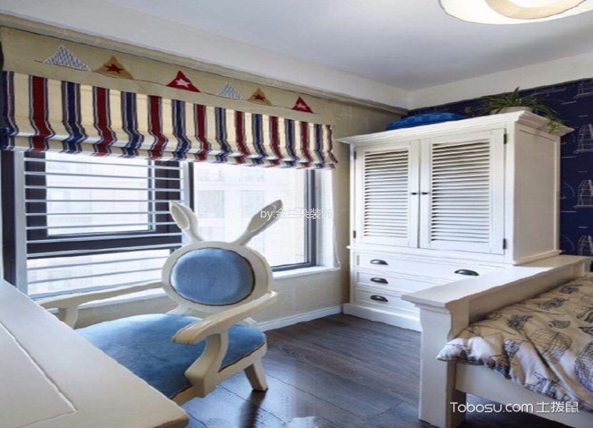 卧室咖啡色地板砖现代简约风格装饰效果图