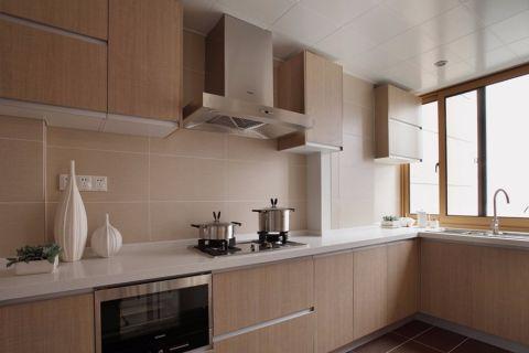 厨房简约风格装潢效果图