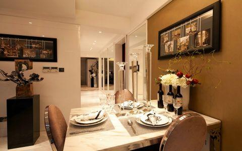 餐厅欧式风格装修设计图片