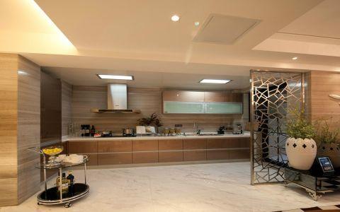 厨房欧式风格装饰设计图片