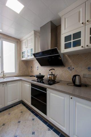 厨房美式风格装修效果图