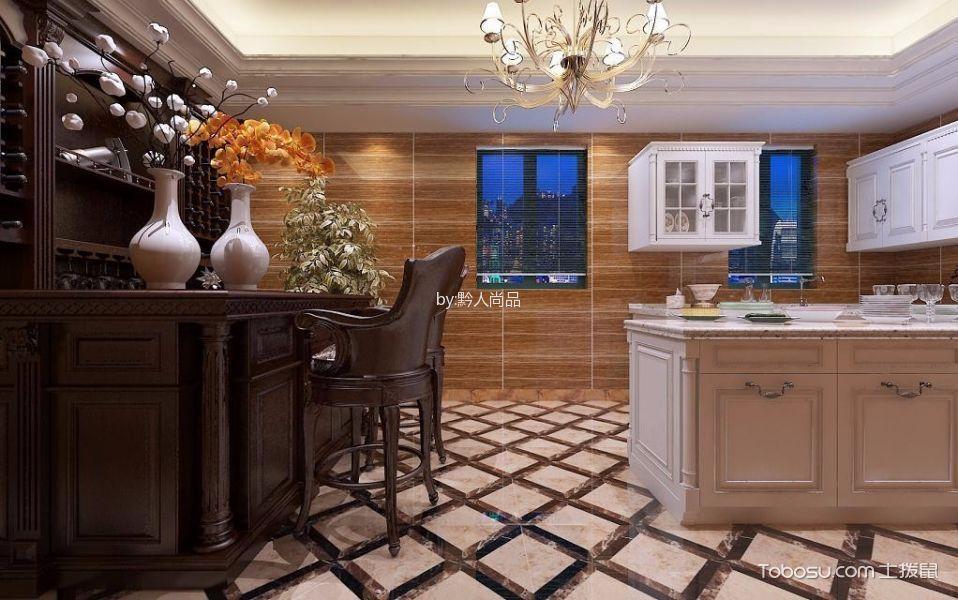 开发区某酒店会所美式风格工装装修设计案例