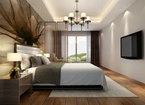 简中风格300平米别墅室内装修效果图