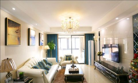 新古典U乐国际120平米三室两厅新房u乐娱乐平台优乐娱乐官网欢迎您