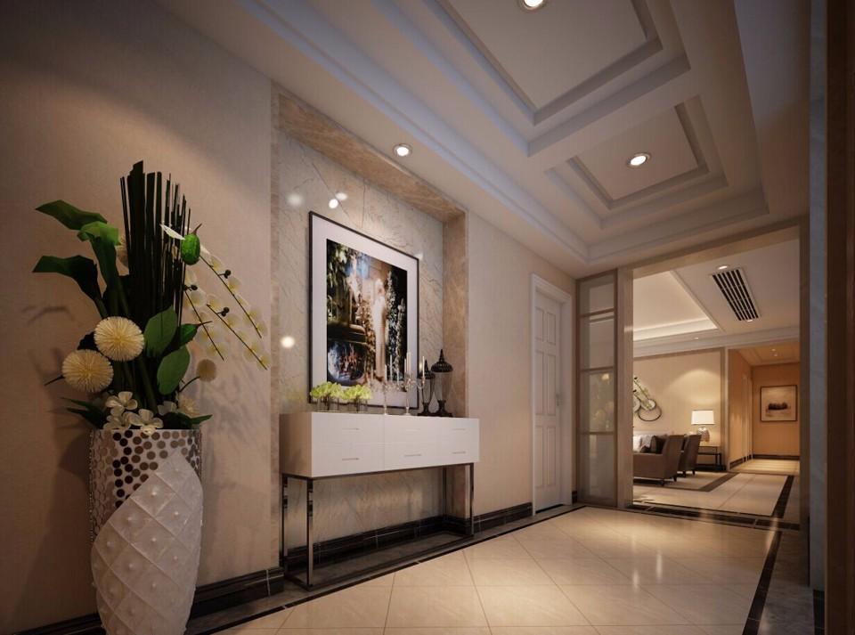 5室2卫2厅200平米新中式风格