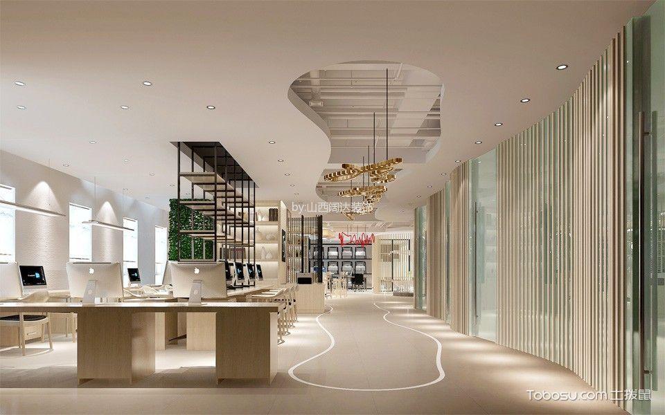 办公区走廊设计图片