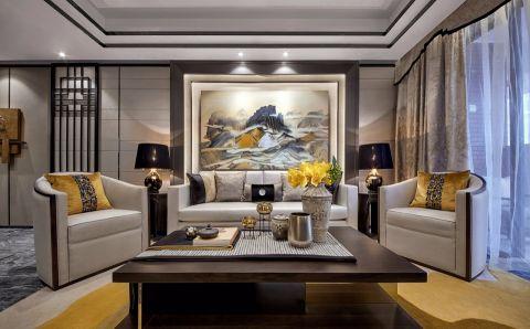 2021新中式80平米设计图片 2021新中式公寓装修设计