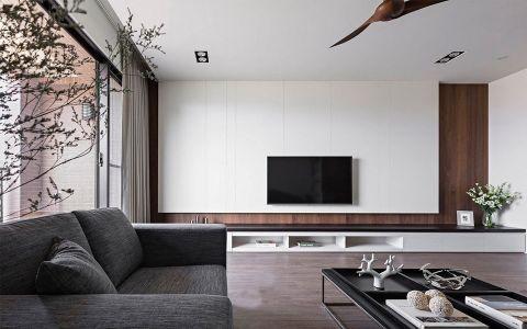 龙景尚都国际公寓120平米现代简约风格