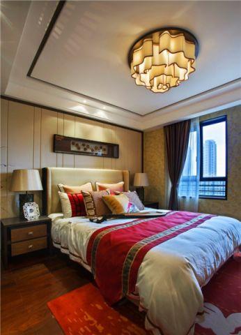 卧室简单风格装修图片