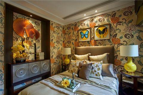 卧室简单风格装饰图片