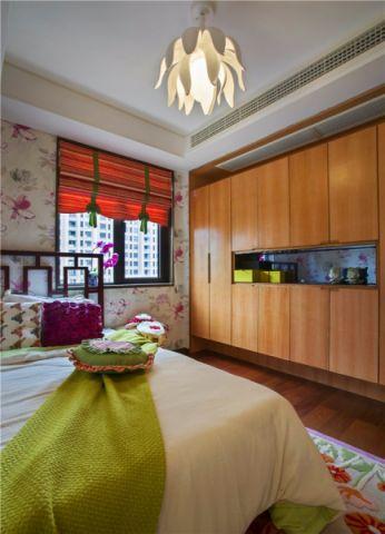 卧室简单风格装潢图片