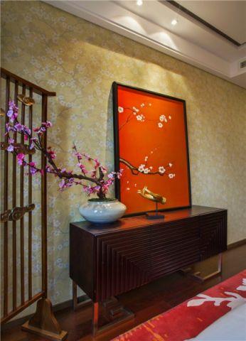 卧室简单风格装修设计图片