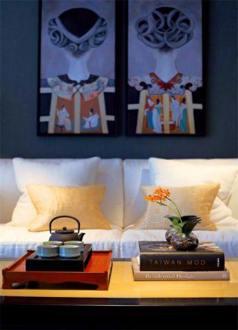 餐厅中式风格装饰设计图片