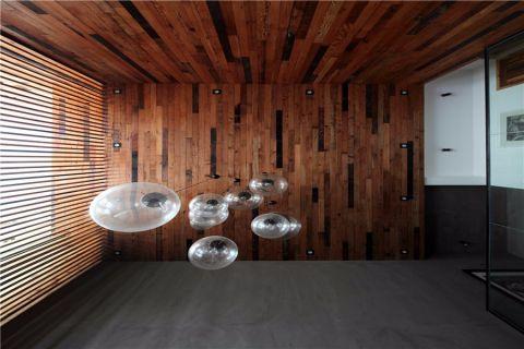 客厅现代简约风格装潢设计图片