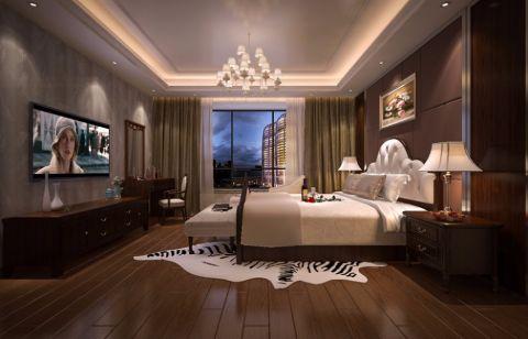 简欧风格300平米大户型室内装修效果图