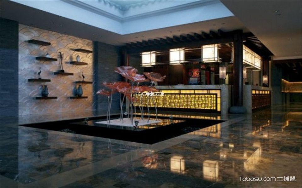新古典酒店工装装修设计案例
