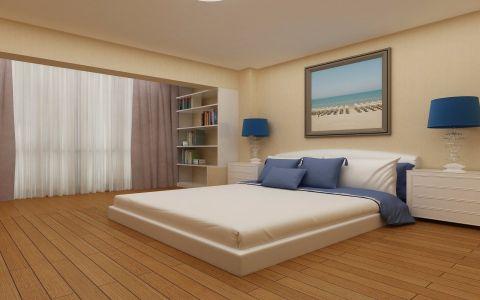 卧室榻榻米简约风格装潢设计图片