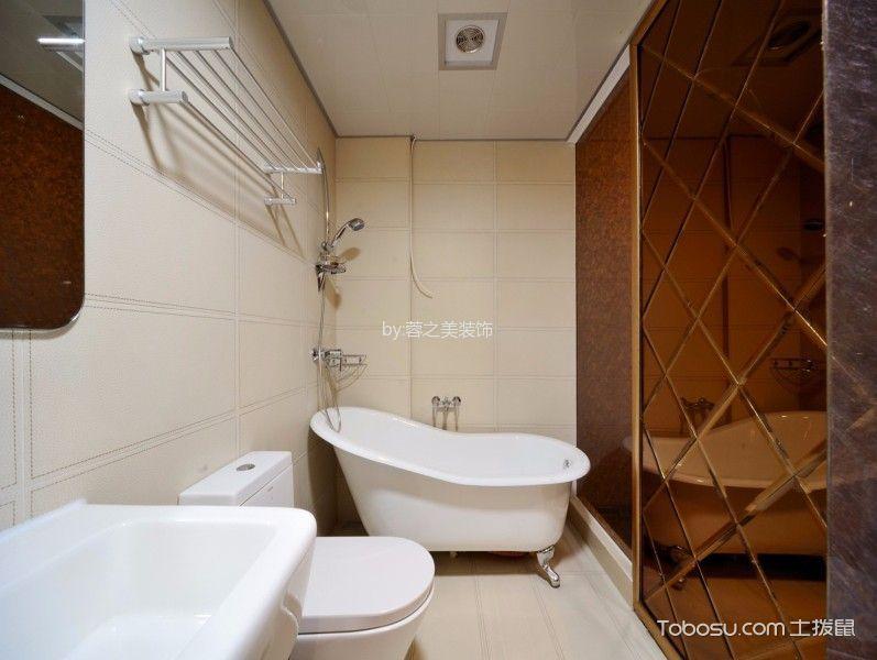 2020韩式卫生间装修图片 2020韩式洗漱台装修设计图片