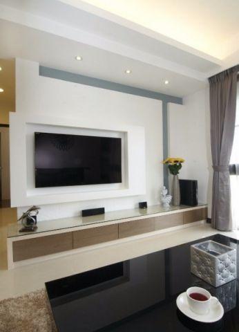 兴达新寓 简约风格的两居室小窝