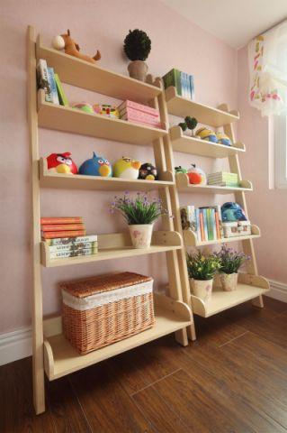 儿童房地板砖田园装饰设计图片