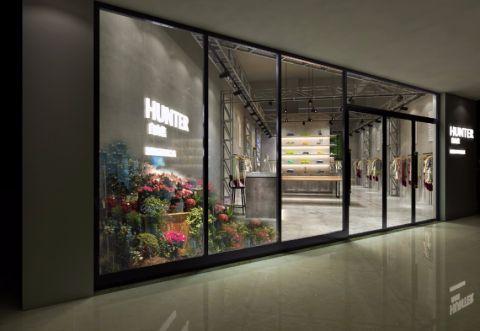 现代风格自由集新锐设计师集合店工装装修效果图