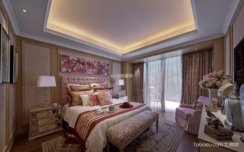 卧室飘窗法式风格装饰图片图片