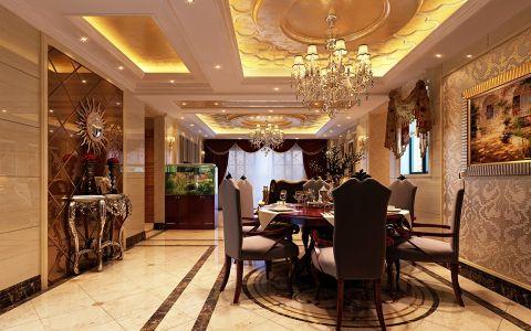 餐厅背景墙现代风格装修设计图片