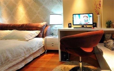 卧室后现代风格装修图片